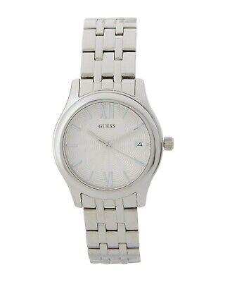 Guess Womens Silver-Tone Watch U0769L1 Womens watch GUESS