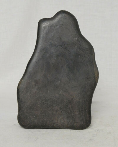Chinese  Brown  Ink  Stone    M3652