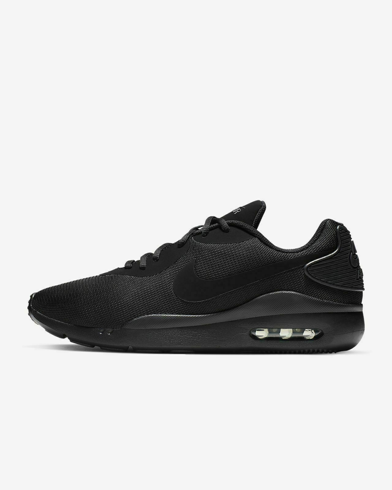 Nike Air Max Oketo Men's Running Shoes AQ2235 006 Black Anth