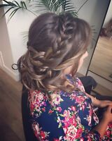 Hairstylist Specializing in Updos & Style ••Mobile Calgary••