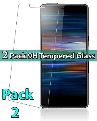 FOR SONY XPERIA L3 NEW 2019 GORILLA-TEMPERED GLASS FILM SCREEN PROTECTOR