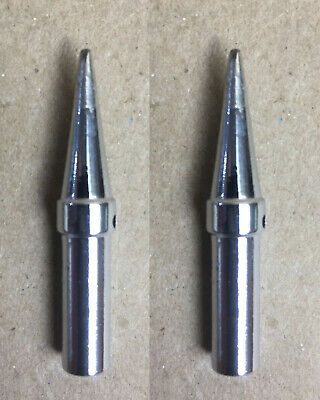 Weller Replacement Soldering Iron Tips Eta-b Lot Of 2