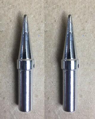 Weller Replacement Soldering Iron Tips Eta-b Lot Of 2