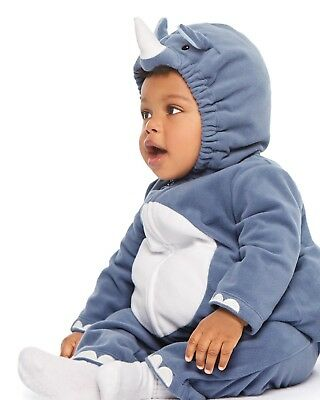 Carters Baby Boy Halloween Rhino Costume 18 24 Months Holiday