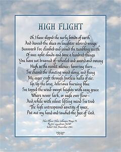 Fighter pilot poet