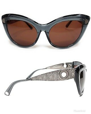 New JewelPop Kameleon Sunglasses UV400 Cat's Eye Grey (Kameleon Sunglasses)