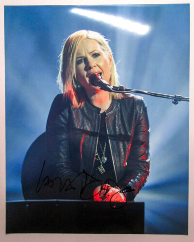 *Life For Rent* Dido Signed Concert 8x10 Photo COA Armstrong Eminem White Flag D