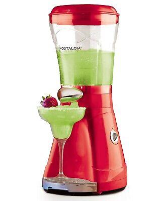 Margarita Slush Maker Machine Ice Shaved Smoothie Frozen Drink Slushie Beverage