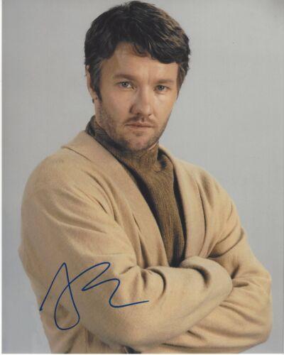 ACTOR JOEL EDGERTON SIGNED STAR WARS EPISODE III 8X10 MOVIE PHOTO W/COA WARRIOR