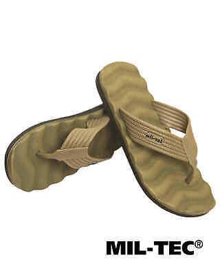 Mil-Tec COMBAT ZEHENSANDALEN OLIV (Combat Schuhe Für Männer)