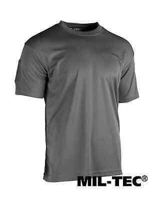 Basic Tactical Shirt (Mil-Tec TACTICAL QUICK DRY T-SHIRT URBAN GREY T-Shirt basic)