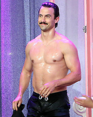 Milo Ventimiglia Movie Actor Celebrity 1 New Glossy Color Photo 8X10 Picture 121