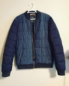 SCOTCH & SODA QUILTED MENS JACKET