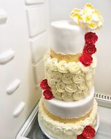 Sweet treats, cakes and cupcakes