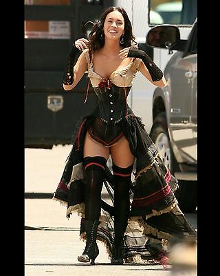 MEGAN FOX 8X10 CELEBRITY PHOTO PICTURE HOT SEXY JONAH HEX CANDID 64
