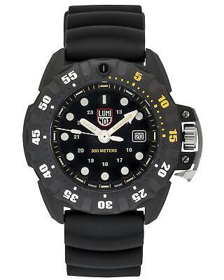 Luminox Scott Cassell Deep Dive Quartz Men's Watch XS.1555  !! BLOWOUT SALE !!