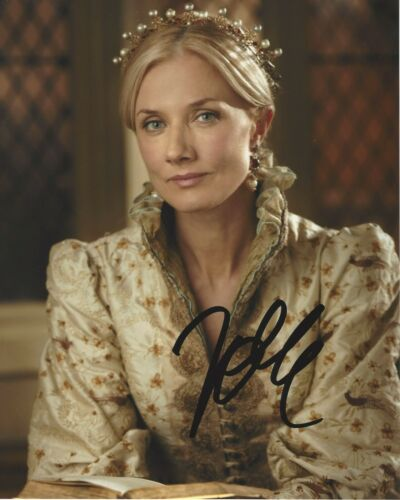 ACTRESS JOELY RICHARDSON SIGNED 8x10 PHOTO A w/COA THE ROOK NIP/TUCK PATRIOT