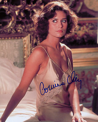 Corrine Clery - Corrine Dufour - Moonraker - Signed Autograph REPRINT