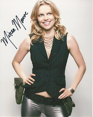 MIRCEA MONROE -EPISODES-SONS OF ANARCHY- 8x10 Signed Photo Autograph