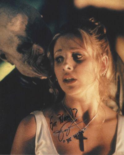 MARK METCALF SIGNED 'BUFFY THE VAMPIRE SLAYER' THE MASTER 8x10 PHOTO w/COA ACTOR