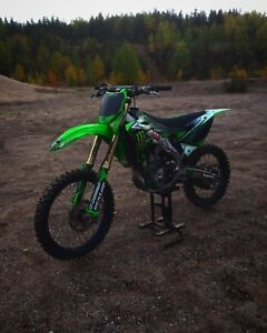 **REDUCED** 2014 KX250F **BRAND NEW TOP END AND CLUTCH**