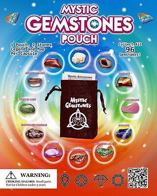 200 Vending Machine 1.00 Capsule Toys - Mystic Gemstone Pouch