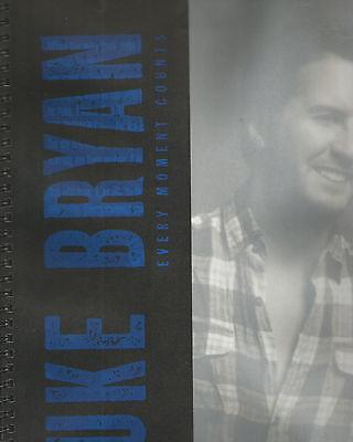 Luke Bryan ACM Voter Request & Photo Tour Book