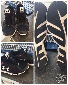 Womens Under Armour Shoes size 10
