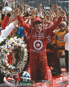 INDY-DRIVER-DARIO-FRANCHITTI-SIGNED-8X10-PHOTO-INDIANAPOLIS-500-CHAMPION-8-w-COA