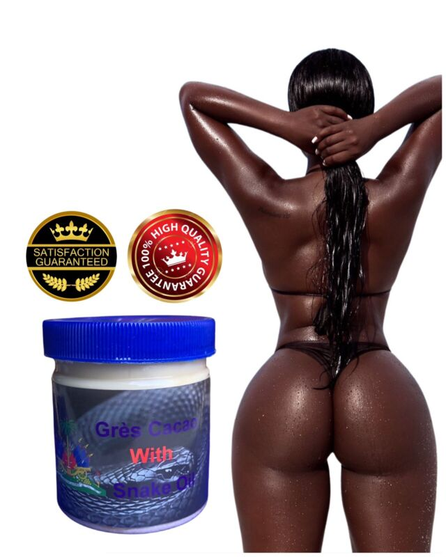Gres Cacao with Gres Koulev Snake Oil Male Enhancement Longer Thicker Penis