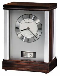 635-172 HOWARD MILLER WESTMINSTER CHIME MANTEL CLOCK   GARDNER  635172