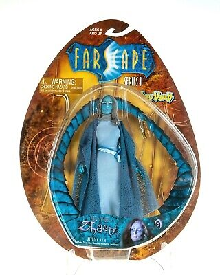 NEW Farscape PA'V Zotoh Zhaan Series 1 action figure MINT