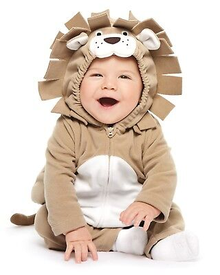 NEW NWT Carters Boys or Girls Lion Halloween Costume Size 18 Months - Halloween Costume Lion