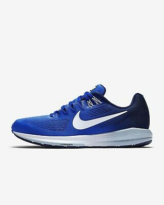 Brand New Nike Air Zoom Structure 21 Men's Running Shoes | UK 8 | RRP £110