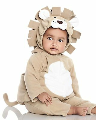 Carter's Baby Halloween Costumes Lion 3 - 6 , 6 - 9 , 12 Months