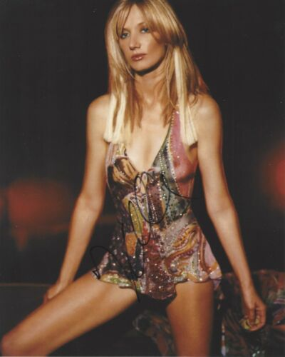 SEXY ACTRESS JOELY RICHARDSON SIGNED NIP/TUCK 8x10 PHOTO w/COA THE ROOK MAGGIE