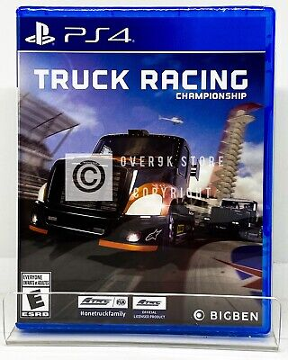 Truck Racing Championship - PS4 - Brand New | Factory Sealed