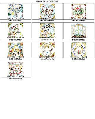 2,600 +/- QUILT DESIGNS BROTHER EMBROIDERY MACHINE DESIGN COLLECTION SET PES