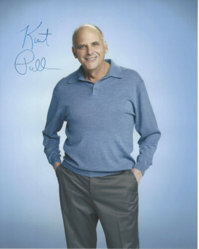 KURT FULLER SIGNED AUTHENTIC AUTOGRAPH 'EVIL' 8x10 PHOTO w/COA HEATHERS TV