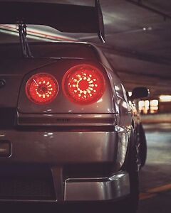 RB25/30 R34 GTT SKYLINE MANUAL Kingswood Penrith Area Preview