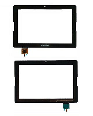 New Lenovo A10-70 A7600-F A7600-H Tablet Touch Screen Digitizer Glass Black