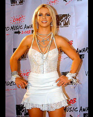 BRITNEY SPEARS 8X10 PHOTO PICTURE SEXY HOT CANDID 84