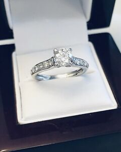 3c995861d 1 Carat Diamond Solitaire Engagement Ring | Buy New & Used Goods ...