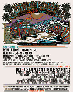 REBELUTION/ATMOSPHERE/NAS