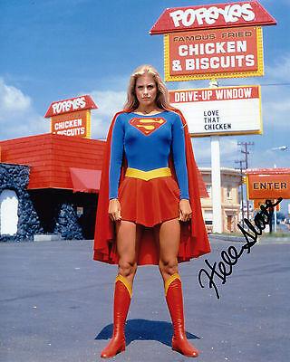 Helen Slater - Linda Lee/Supergirl - Supergirl - Signed Autograph REPRINT