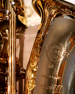 Selmer Series III Alto Saxophone Turner North Canberra Preview