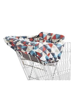 Skip Hop Take Cover Shopping Cart & Baby High Chair Cover