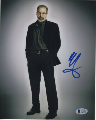 MANDY PATINKIN SIGNED HOMELAND PHOTO 8X10 PRINCESS BRIDE AUTOGRAPH BAS PSA COA