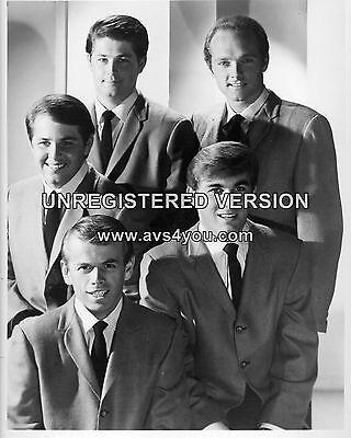 """Beach Boys 10"""" x 8"""" Photograph no 71"""