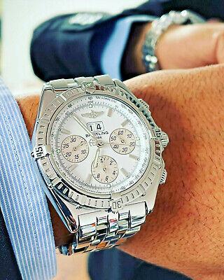 Breitling Crosswind Special A44355 FULL SET Men's Luxury Watch 2YR WARRANTY